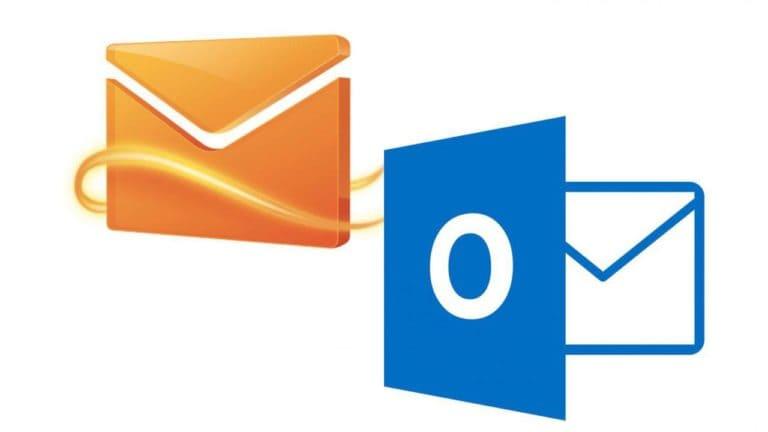 logo de hotmail