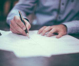 como escribir una carta de reclamacion