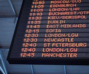 Cómo reclamar un retraso de vuelo